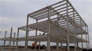 Cung cấp thi công lắp đặt hệ kết cấu nhà cao tầng