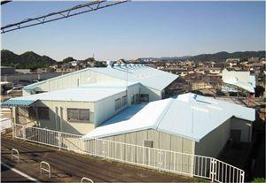 Cung cấp thi công sơn chống nóng, sơn phủ cho các công trình, hệ kết cấu nhà xưởng, nhà công nghiệp, nhà cao tầng