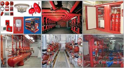 Dịch vụ phòng cháy chữa cháy
