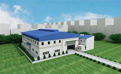 Dịch vụ xây lắp công nghiệp